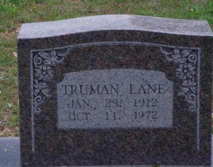 LANE, TRUMAN - Madison County, Arkansas | TRUMAN LANE - Arkansas Gravestone Photos