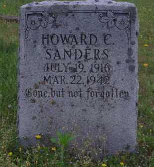 SANDERS, HOWARD C. - Madison County, Arkansas | HOWARD C. SANDERS - Arkansas Gravestone Photos