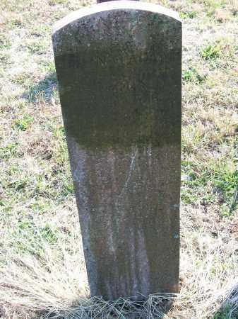 ADAMS, JOHN QUINCY (SECOND STONE) - Marion County, Arkansas   JOHN QUINCY (SECOND STONE) ADAMS - Arkansas Gravestone Photos