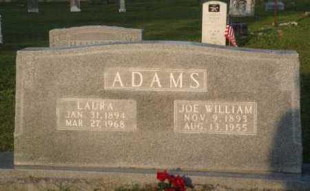 ADAMS, JOE WILLIAM - Marion County, Arkansas | JOE WILLIAM ADAMS - Arkansas Gravestone Photos
