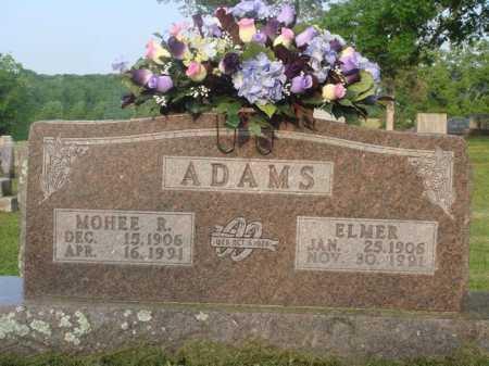 ADAMS, MOHEE R. - Marion County, Arkansas | MOHEE R. ADAMS - Arkansas Gravestone Photos