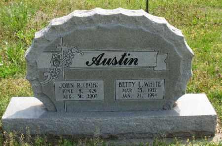 WHITE AUSTIN, BETTY L. - Marion County, Arkansas | BETTY L. WHITE AUSTIN - Arkansas Gravestone Photos