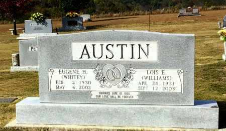 AUSTIN, LOIS E. - Marion County, Arkansas | LOIS E. AUSTIN - Arkansas Gravestone Photos