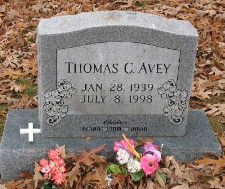 AVEY, THOMAS C. - Marion County, Arkansas   THOMAS C. AVEY - Arkansas Gravestone Photos