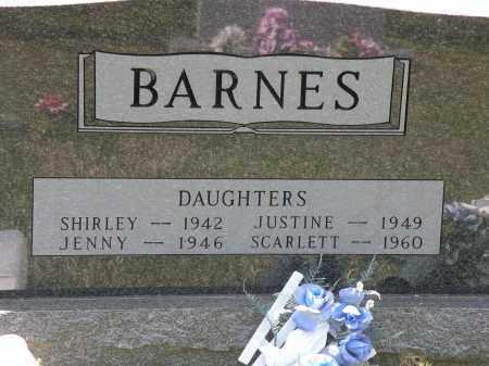 BARNES, MARY WILLODEAN (BACK) - Marion County, Arkansas | MARY WILLODEAN (BACK) BARNES - Arkansas Gravestone Photos
