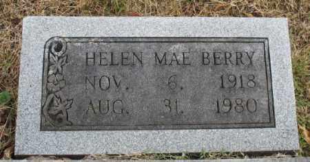 BERRY, HELEN MAE - Marion County, Arkansas | HELEN MAE BERRY - Arkansas Gravestone Photos