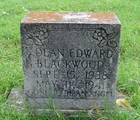 BLACKWOOD, DEAN EDWARD - Marion County, Arkansas | DEAN EDWARD BLACKWOOD - Arkansas Gravestone Photos