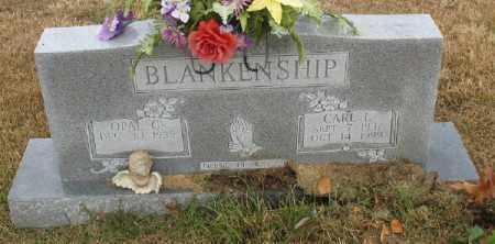 BLANKENSHIP, CARL LEE - Marion County, Arkansas   CARL LEE BLANKENSHIP - Arkansas Gravestone Photos