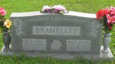 BRAMLETT, BOBBY DANIEL - Marion County, Arkansas | BOBBY DANIEL BRAMLETT - Arkansas Gravestone Photos