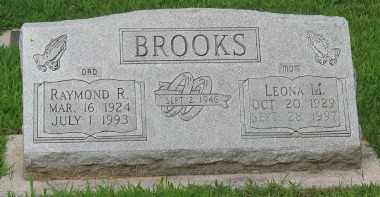 BROOKS, LEONA M. - Marion County, Arkansas | LEONA M. BROOKS - Arkansas Gravestone Photos