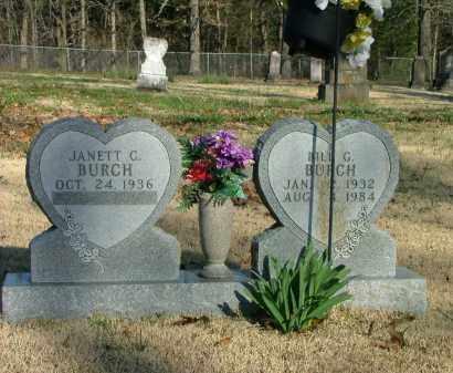 "BURCH, BILL G. ""BUTCH"" - Marion County, Arkansas | BILL G. ""BUTCH"" BURCH - Arkansas Gravestone Photos"