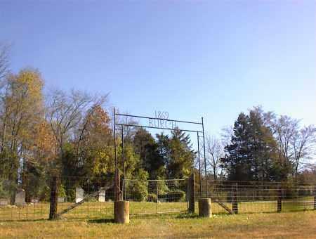 *BURCH CEMETERY GATE,  - Marion County, Arkansas |  *BURCH CEMETERY GATE - Arkansas Gravestone Photos