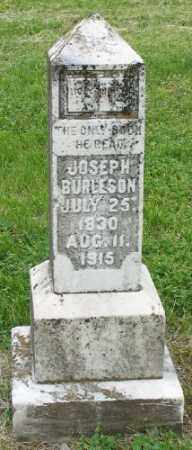 BURLESON, JOSEPH - Marion County, Arkansas   JOSEPH BURLESON - Arkansas Gravestone Photos