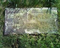 BURNES, MARY CATHERINE - Marion County, Arkansas | MARY CATHERINE BURNES - Arkansas Gravestone Photos