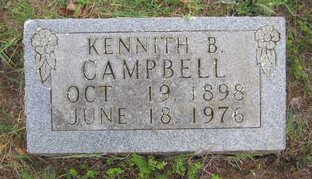 CAMPBELL, KENNETH BRYAN - Marion County, Arkansas | KENNETH BRYAN CAMPBELL - Arkansas Gravestone Photos