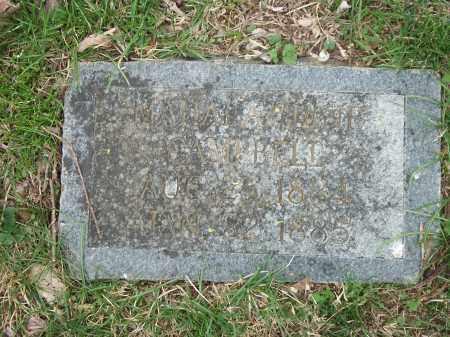 CAMPBELL, MAHALA JANE - Marion County, Arkansas   MAHALA JANE CAMPBELL - Arkansas Gravestone Photos