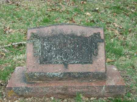 "CAMPBELL, NEAL ""RED"" - Marion County, Arkansas 