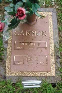 CANNON, LOIS J. - Marion County, Arkansas   LOIS J. CANNON - Arkansas Gravestone Photos