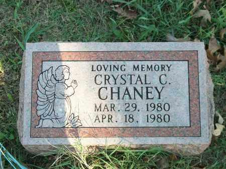 CHANEY, CRYSTAL C. - Marion County, Arkansas | CRYSTAL C. CHANEY - Arkansas Gravestone Photos