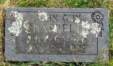 CHAPPELLE, JOHN GUY - Marion County, Arkansas | JOHN GUY CHAPPELLE - Arkansas Gravestone Photos