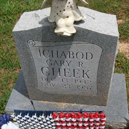 "CHEEK (2), GARY R. ""ICHABOD"" - Marion County, Arkansas | GARY R. ""ICHABOD"" CHEEK (2) - Arkansas Gravestone Photos"