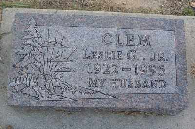 CLEM JR., LESLIE G. - Marion County, Arkansas   LESLIE G. CLEM JR. - Arkansas Gravestone Photos