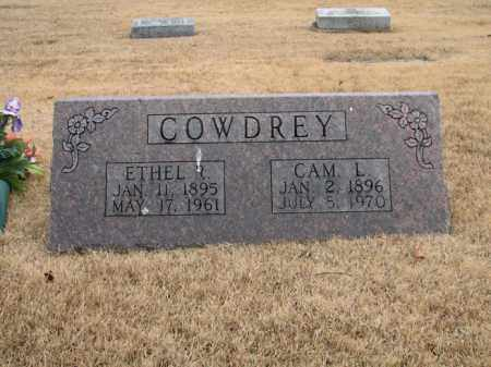 CAVENESS COWDREY, ETHEL R. - Marion County, Arkansas | ETHEL R. CAVENESS COWDREY - Arkansas Gravestone Photos