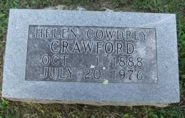 CRAWFORD, HELEN - Marion County, Arkansas | HELEN CRAWFORD - Arkansas Gravestone Photos