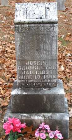 CRUNKLETON, JOSEPH - Marion County, Arkansas | JOSEPH CRUNKLETON - Arkansas Gravestone Photos