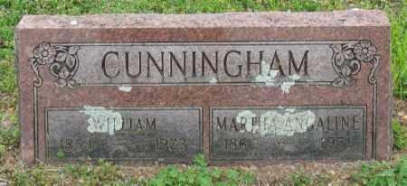 CUNNINGHAM, MARTHA ANGELINE - Marion County, Arkansas | MARTHA ANGELINE CUNNINGHAM - Arkansas Gravestone Photos