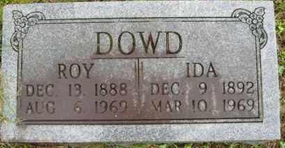 DOWD, IDA - Marion County, Arkansas | IDA DOWD - Arkansas Gravestone Photos