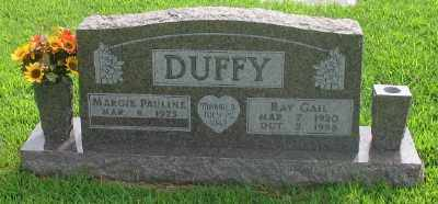 DUFFY, RAY GAIL - Marion County, Arkansas | RAY GAIL DUFFY - Arkansas Gravestone Photos