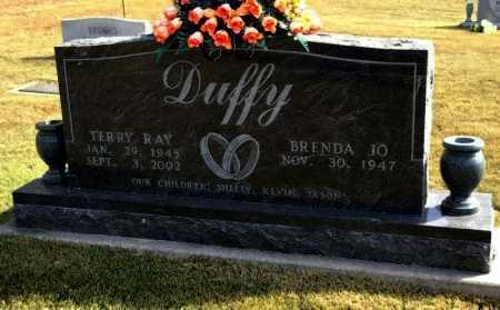 DUFFY, TERRY RAY - Marion County, Arkansas   TERRY RAY DUFFY - Arkansas Gravestone Photos