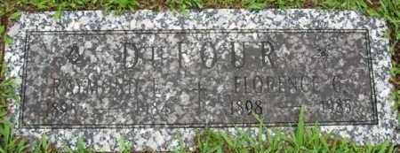 DUFOUR, RAYMOND E. - Marion County, Arkansas | RAYMOND E. DUFOUR - Arkansas Gravestone Photos