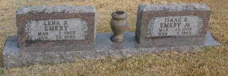 EMERY JR., ISAAC E. - Marion County, Arkansas | ISAAC E. EMERY JR. - Arkansas Gravestone Photos