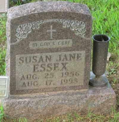 ESSEX, SUSAN JANE - Marion County, Arkansas | SUSAN JANE ESSEX - Arkansas Gravestone Photos