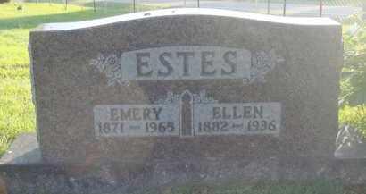 NOE ESTES, ELLEN - Marion County, Arkansas | ELLEN NOE ESTES - Arkansas Gravestone Photos