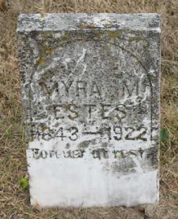 MOORE ESTES, MYA M. - Marion County, Arkansas | MYA M. MOORE ESTES - Arkansas Gravestone Photos