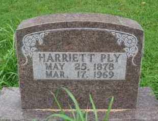 HAMPTON ESTES PLY, HARRIETT - Marion County, Arkansas | HARRIETT HAMPTON ESTES PLY - Arkansas Gravestone Photos