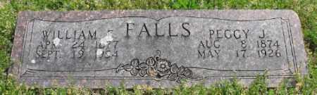 FALLS, WILLIAM E. - Marion County, Arkansas | WILLIAM E. FALLS - Arkansas Gravestone Photos
