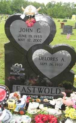 EASTWOLD, JOHN G. - Marion County, Arkansas | JOHN G. EASTWOLD - Arkansas Gravestone Photos