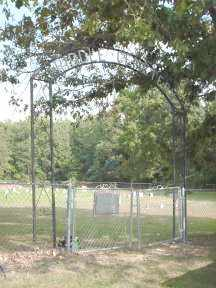 *RIDDLE CEMETERY GATE,  - Marion County, Arkansas |  *RIDDLE CEMETERY GATE - Arkansas Gravestone Photos