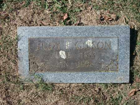 GIBSON, JUDY FRANCES - Marion County, Arkansas | JUDY FRANCES GIBSON - Arkansas Gravestone Photos