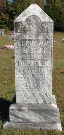 MCCRACKEN GILBERT, EFFIE MAY - Marion County, Arkansas   EFFIE MAY MCCRACKEN GILBERT - Arkansas Gravestone Photos