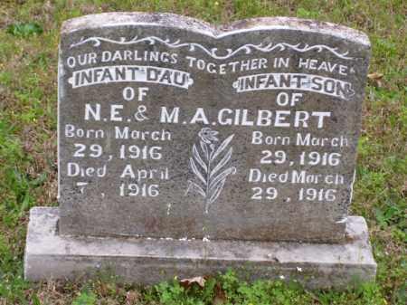 GILBERT, INFANT SON - Marion County, Arkansas | INFANT SON GILBERT - Arkansas Gravestone Photos