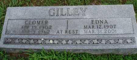 GILLEY, EDNA - Marion County, Arkansas | EDNA GILLEY - Arkansas Gravestone Photos