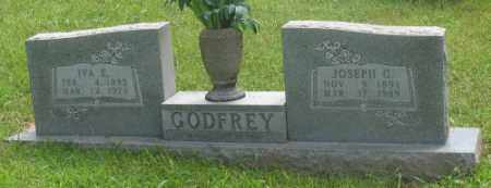 PANGLE GODFREY, IVA E. - Marion County, Arkansas | IVA E. PANGLE GODFREY - Arkansas Gravestone Photos