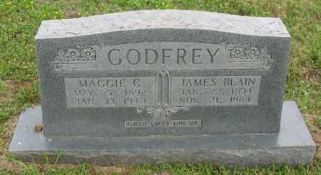 GODFREY, MAGGIE C. - Marion County, Arkansas | MAGGIE C. GODFREY - Arkansas Gravestone Photos