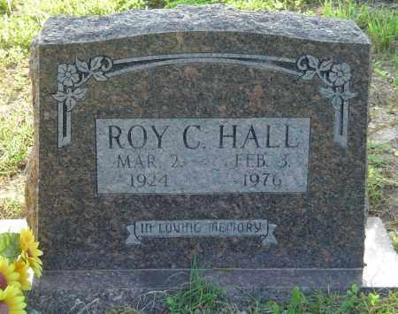 HALL, ROY C. - Marion County, Arkansas | ROY C. HALL - Arkansas Gravestone Photos