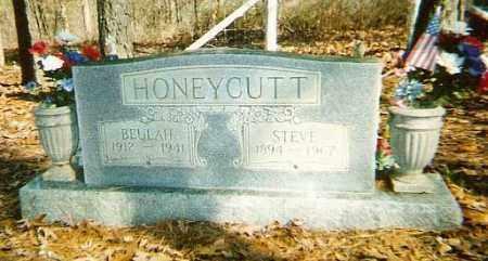 HONEYCUTT, BEULAH JANE - Marion County, Arkansas | BEULAH JANE HONEYCUTT - Arkansas Gravestone Photos
